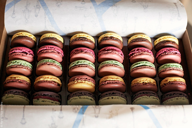 Macaron Smackdown by Carin Olsson (Paris in Four Months)