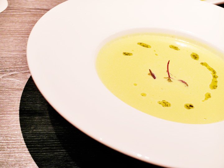butternut pumpkin soup breez bistro bar at grand mercure roxy hotel