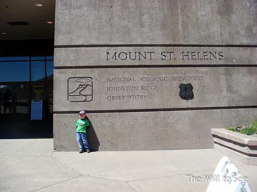 St. Helens visitors center