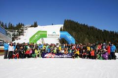 Test lyží - World Skitest 2011/12