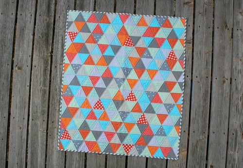 A Quilt for Baby Owen