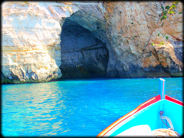 Malta (Blue Grotto)