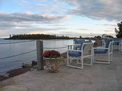 Lakeside lounge - Grand Marais, MN