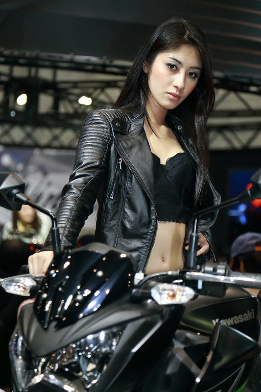 モーターサイクルショー2013