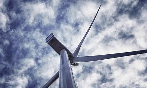 В Германии появится 300-метровый ветрогенератор