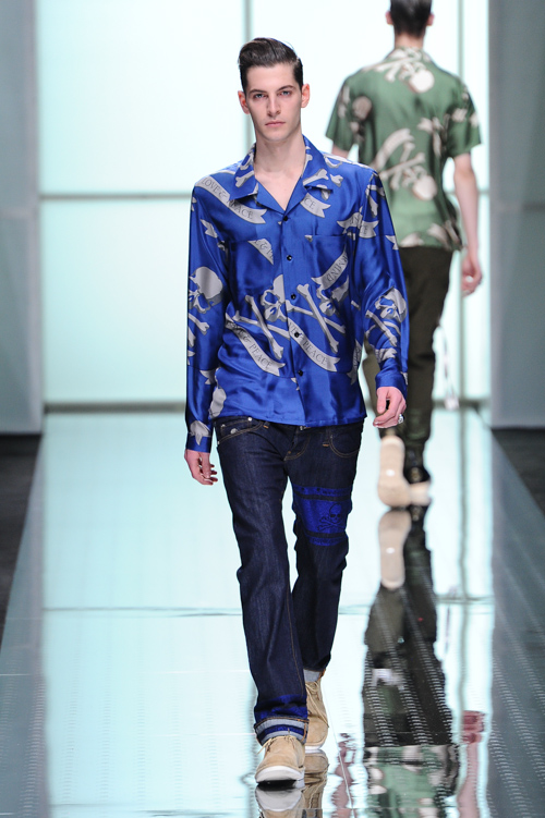 Maxime Bergougnoux3060_FW13 Tokyo mastermind JAPAN(Fashion Press)