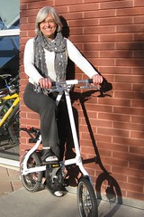 Pep on Her Peppy Little STRiDA