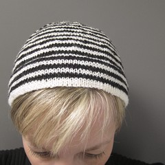 Iron Craft '13 #7 - Breton Stripes Cap