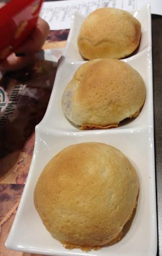 添好運酥皮焗叉燒包 Tim Ho Wan's Baked BBQ Pork Bun