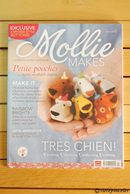Mollie Makes Revista manualidades 8