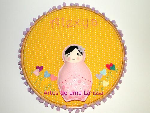 Alexya by Artes de uma Larissa