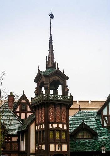 The Tower of Peter Pan's Flight