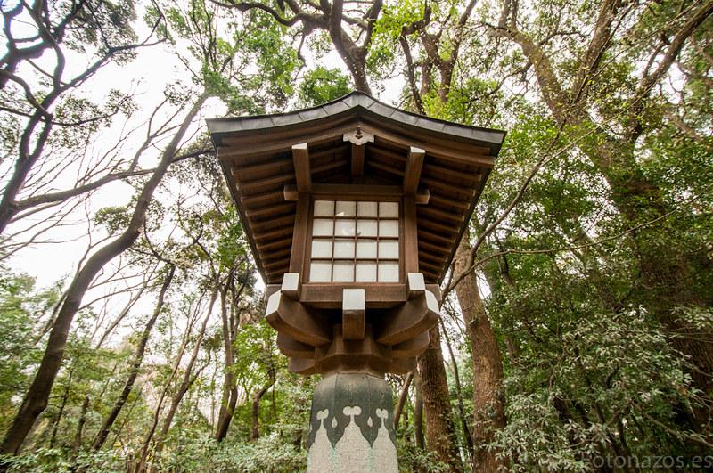 El Santuario Meiji de Tokio