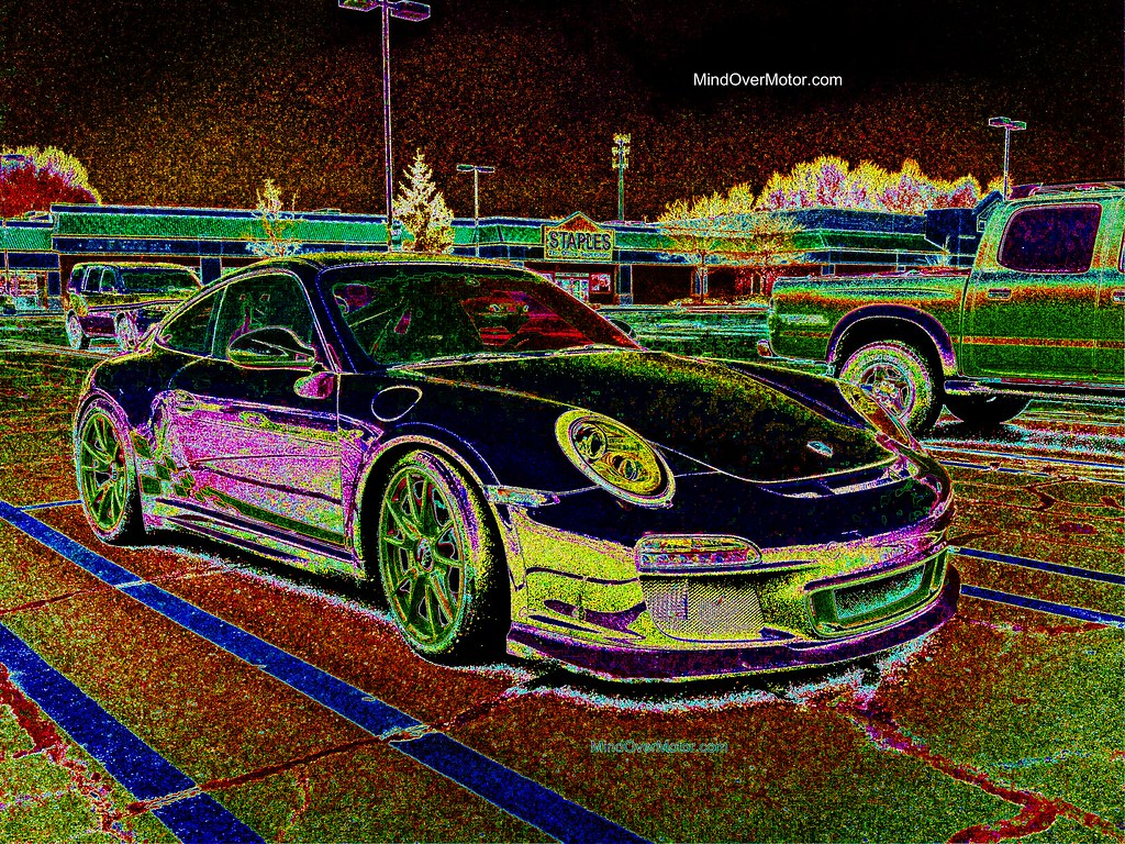 Psychedelic Car Pictures Part 2 Mind Over Motor