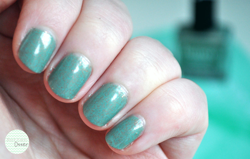 butter london two fingered salute notd nail polish rottenotter rotten otter blog 1