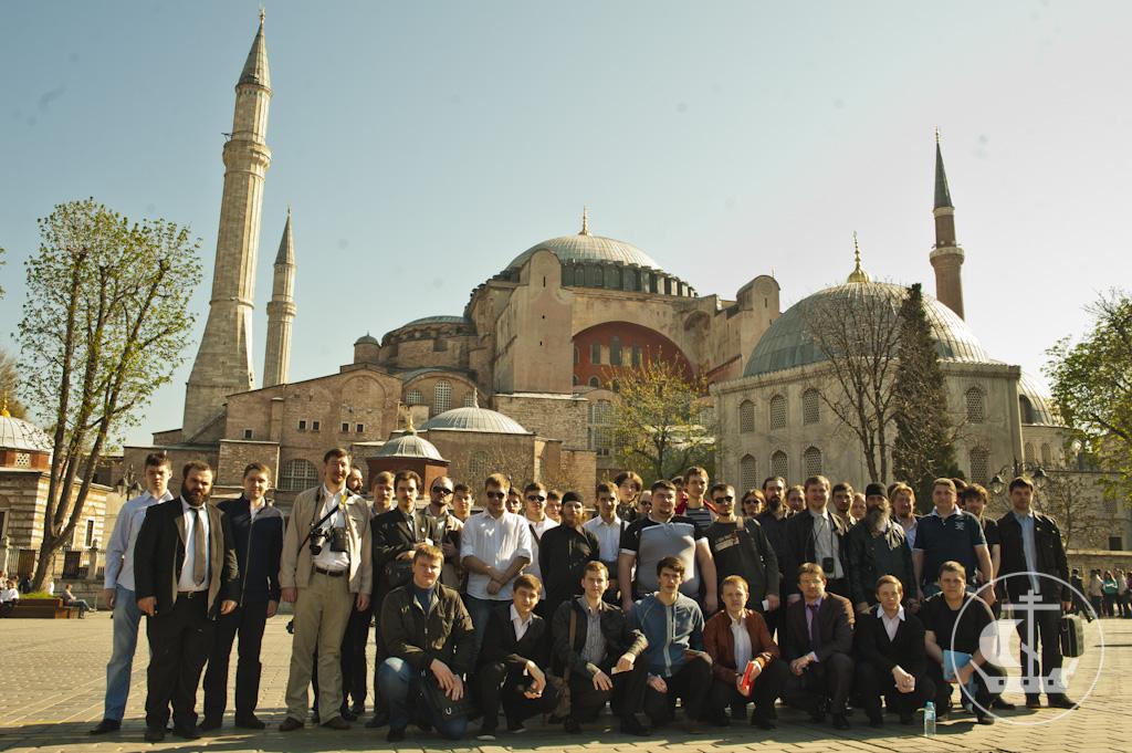 13-14 апреля 2013, К святыням древней Византии. Константинополь