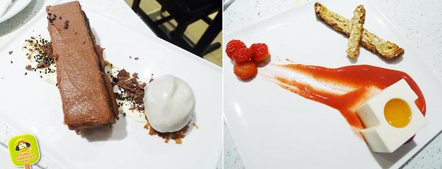 elevate - dessert