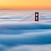 Above The Clouds - San Francisco, California by Jim Patterson Photography