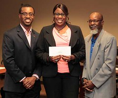 2013 Bernard V. Gregory Scholarship Awardees