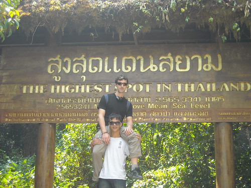 Backpacking Chiang Mai