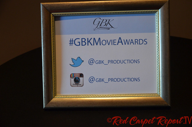 GBK's 2013 MTV Movie Awards Celebrity Gift Lounge