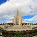 Oquirrh Mountain Temple LDS by Dr Blind
