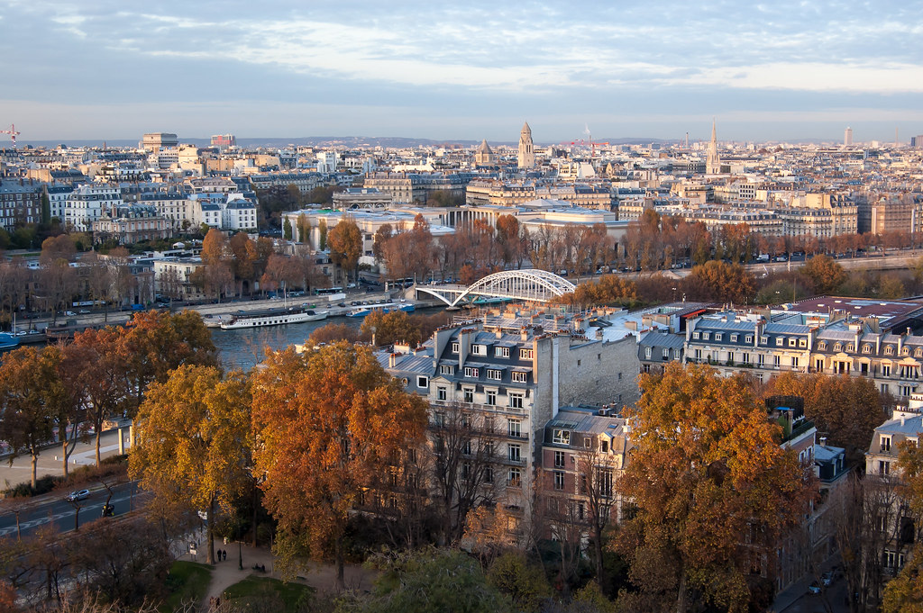 Paris in the Fall: European Travel in the Fall