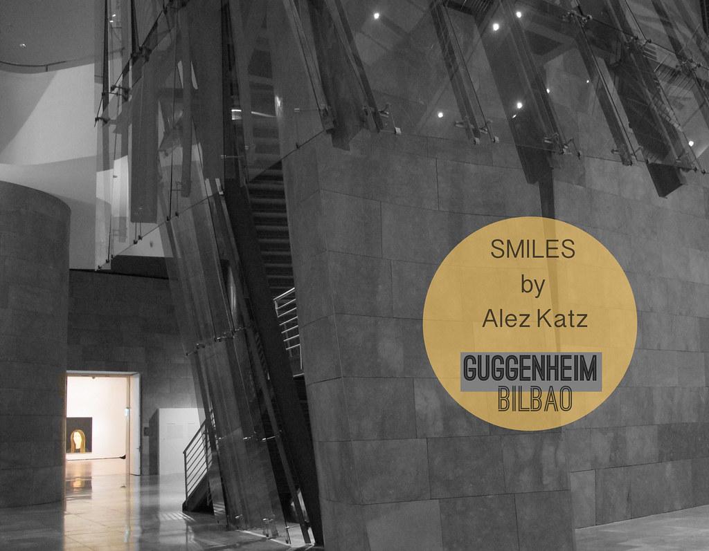 Guggenheim Bilbao_sonrisas_alez katz_por art_selección III