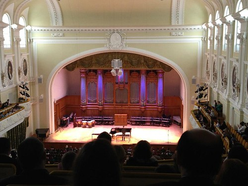 Moscow Conservatory (March 23 2013)