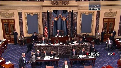 United States Senate Chamber