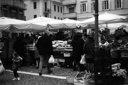 Market in Tivoli