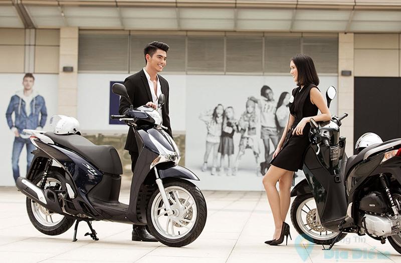 Honda SH 125cc