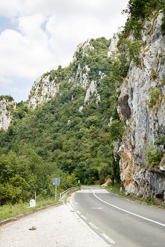 danube hill road rocks romania serbia tree donjimilanovac borskiokrug rs