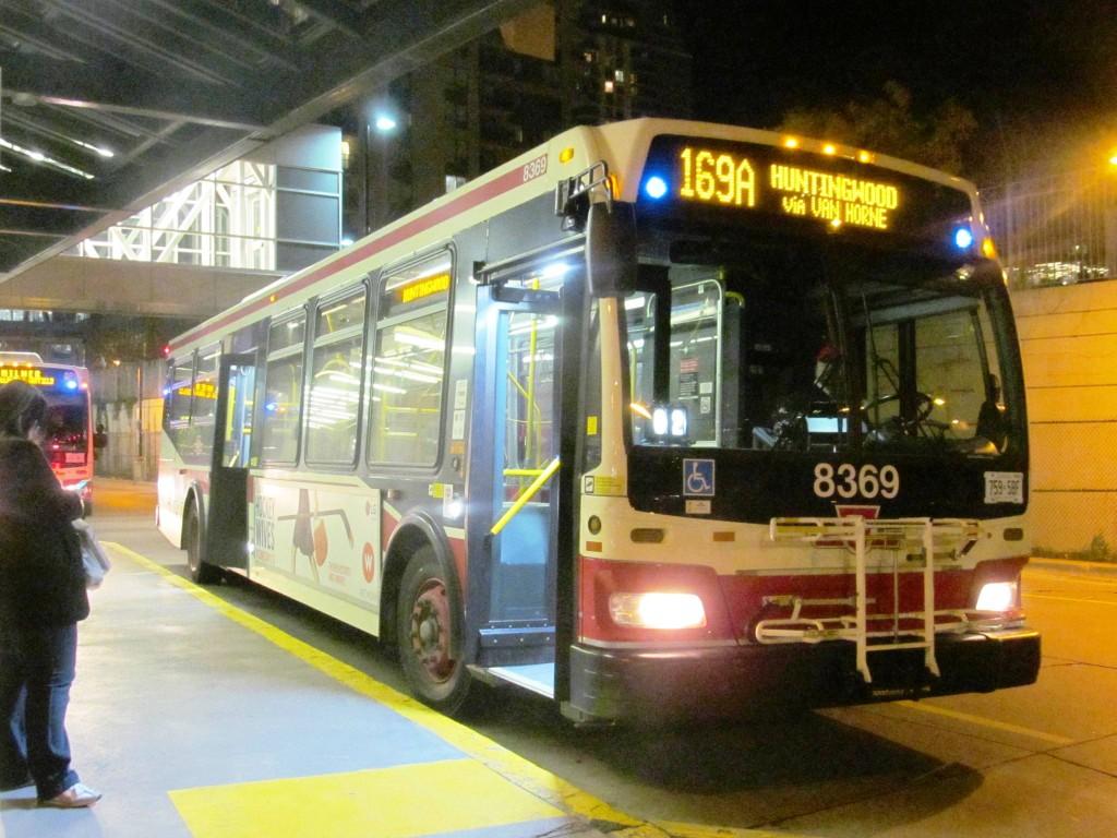 TTC 2012 Orion VII #8369