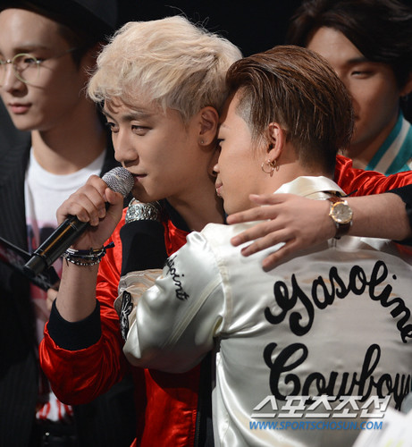 Big Bang - Mnet M!Countdown - 07may2015 - Sports Chosun - 12