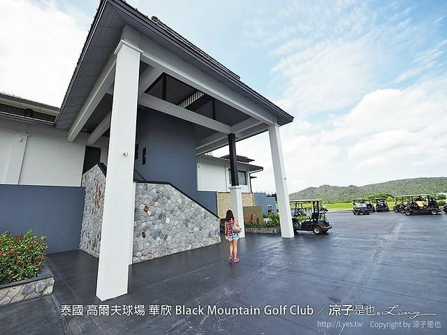 泰國 高爾夫球場 華欣 Black Mountain Golf Club 9