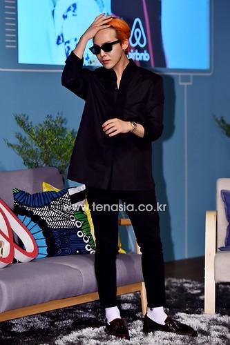 G-Dragon - Airbnb x G-Dragon - 20aug2015 - tenasia - 04