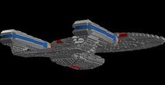 Galaxy Class 0.1s=m: Warp Speed