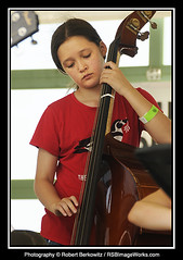 Long Island Bluegrass Festival Fiddle Kids