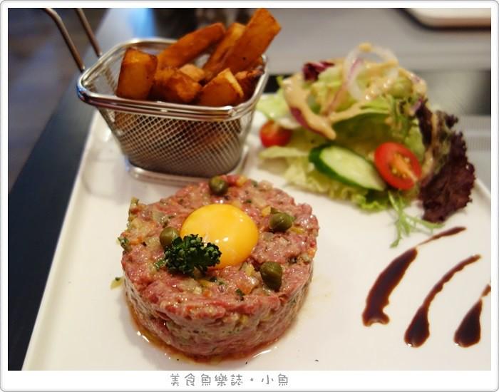 【台北大安】O'Steak 歐牛排/永康街牛排/法式餐廳 @魚樂分享誌