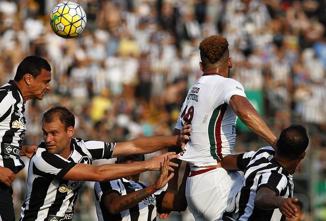 Botafogo x Fluminense  - 07/09/2016