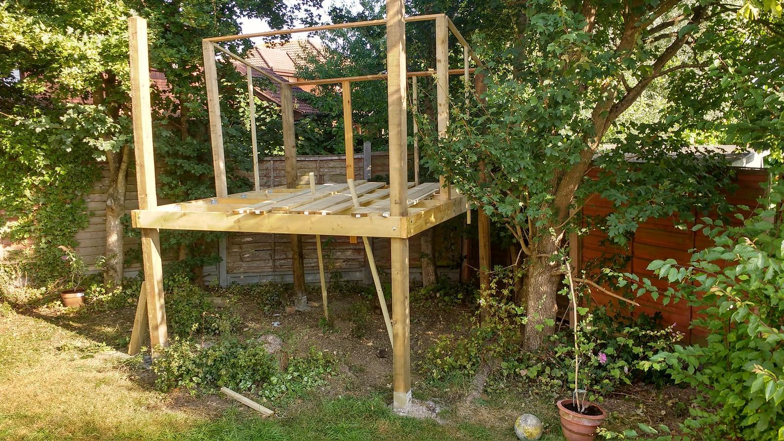 treehouse build singletrack forum