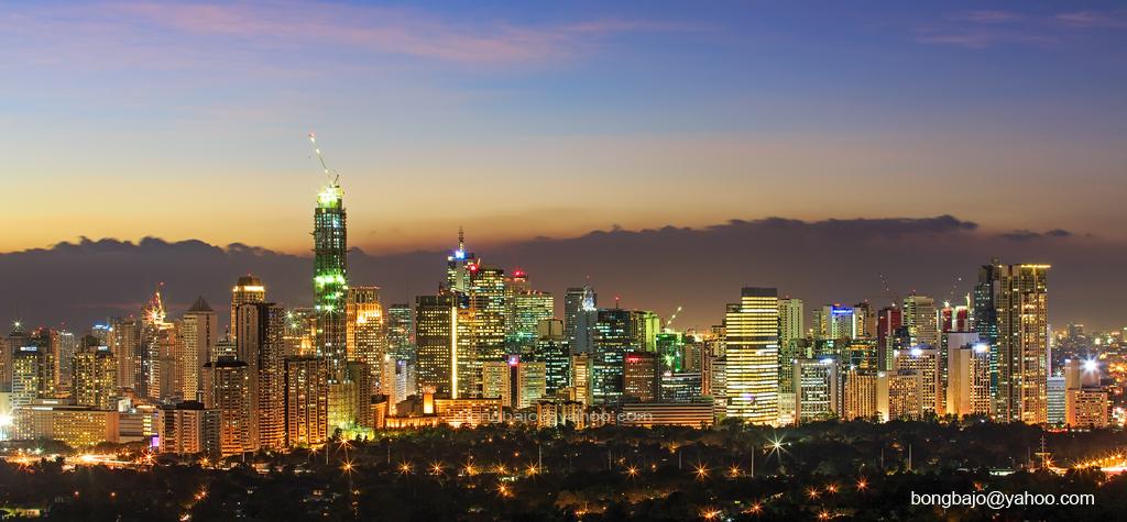 Philippines: The Beautiful METRO MANILA Skyline - Page 19