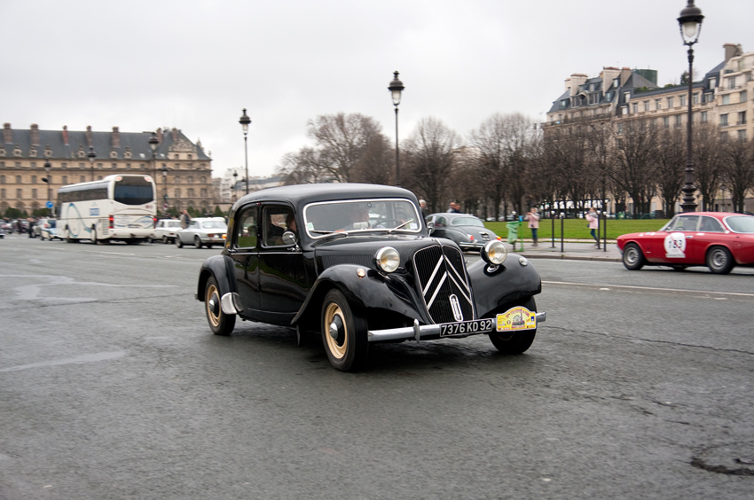 1940–57 Citroen Traction Avant 2