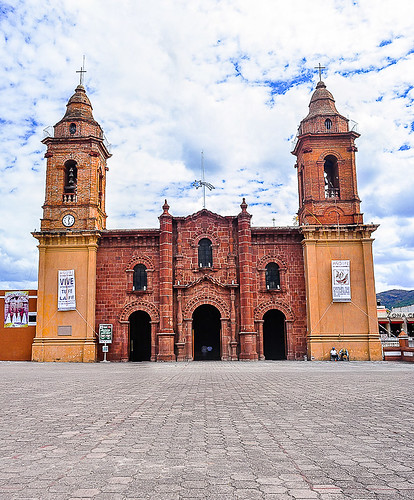 Huajuapan - Catedral (5)