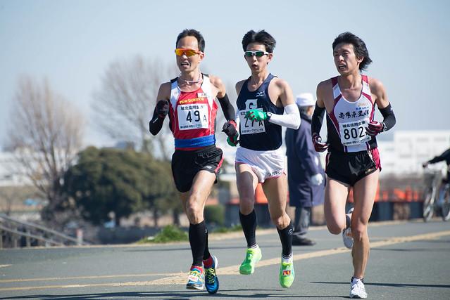 Akabane Half Marathon