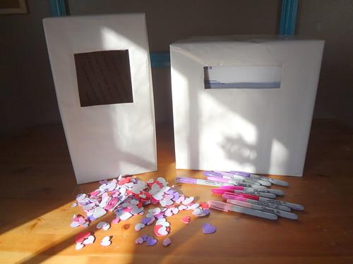 Valentine boxes 1