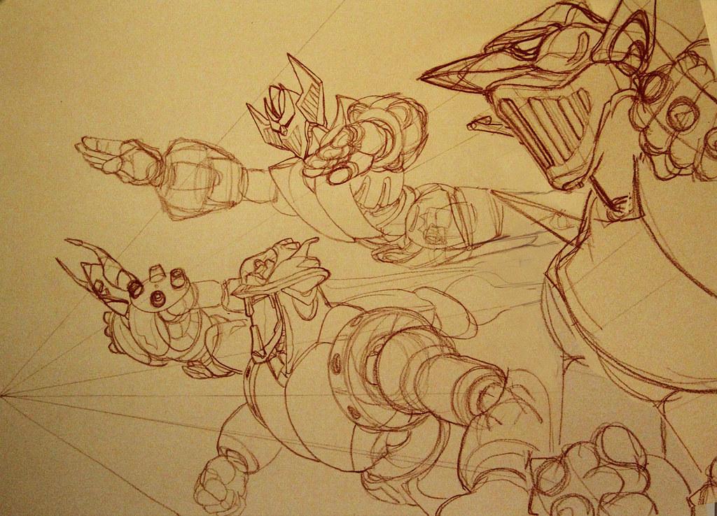 astrorobots bozza