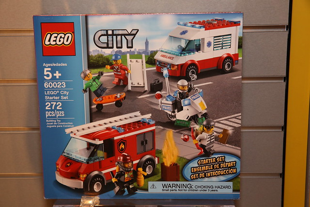 60023 LEGO City Starter Set