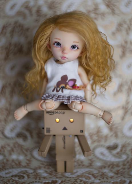 A Doll a day - Wednesday - Boy, boyish